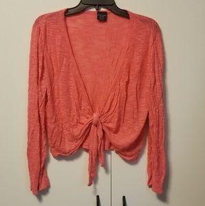 Faded Glory shrug sweater